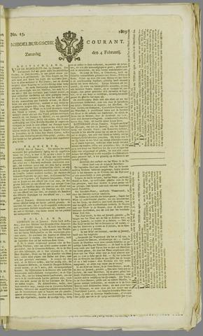 Middelburgsche Courant 1809-02-04