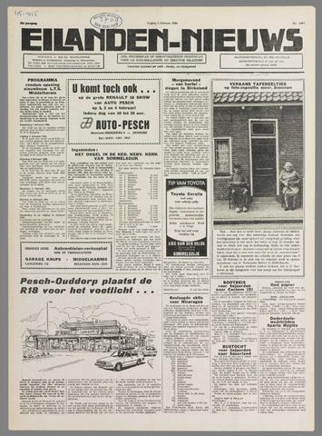 Eilanden-nieuws. Christelijk streekblad op gereformeerde grondslag 1980-02-01