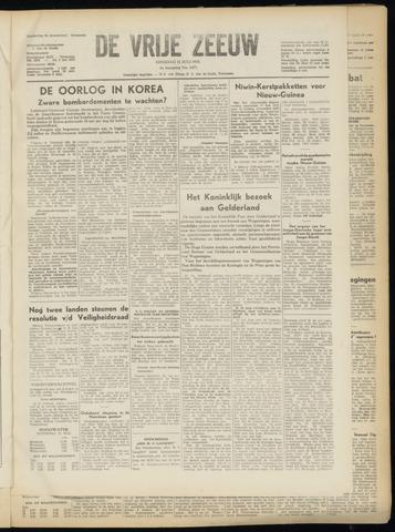 de Vrije Zeeuw 1950-07-11