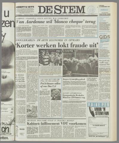 de Stem 1984-11-16