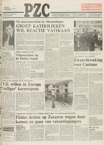 Provinciale Zeeuwse Courant 1973-07-16