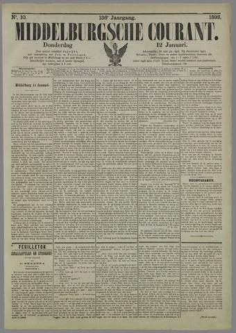 Middelburgsche Courant 1893-01-12