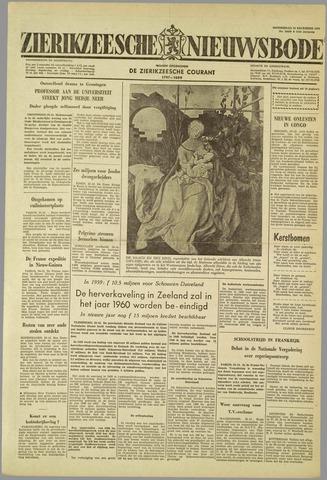 Zierikzeesche Nieuwsbode 1959-12-24