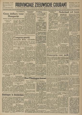 Provinciale Zeeuwse Courant 1947-06-04