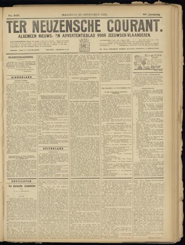 Ter Neuzensche Courant. Algemeen Nieuws- en Advertentieblad voor Zeeuwsch-Vlaanderen / Neuzensche Courant ... (idem) / (Algemeen) nieuws en advertentieblad voor Zeeuwsch-Vlaanderen 1929-11-25