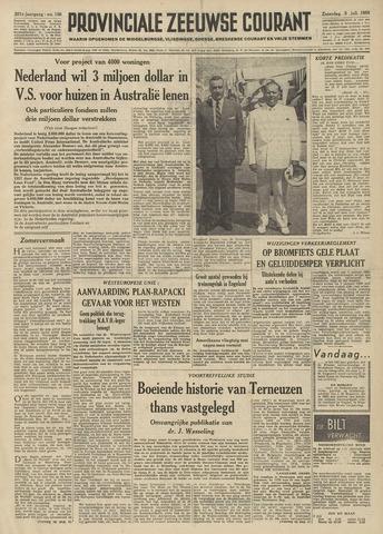 Provinciale Zeeuwse Courant 1958-07-05