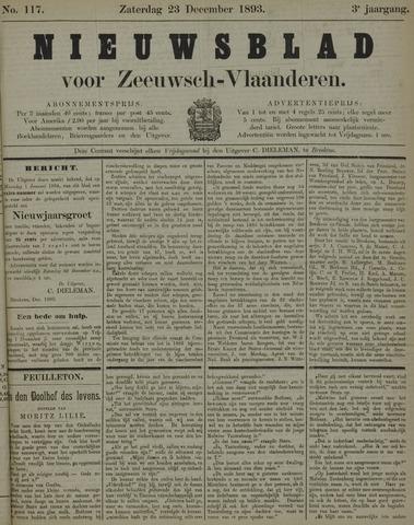 Nieuwsblad voor Zeeuwsch-Vlaanderen 1893-12-23