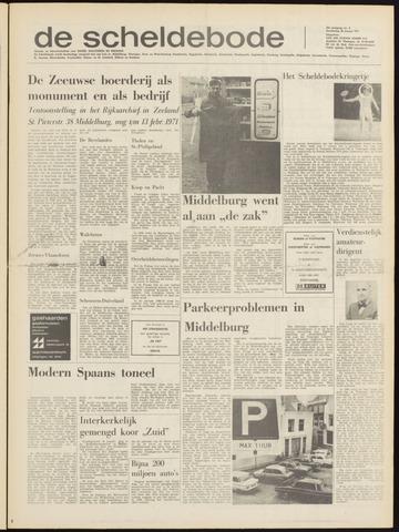 Scheldebode 1971-01-28