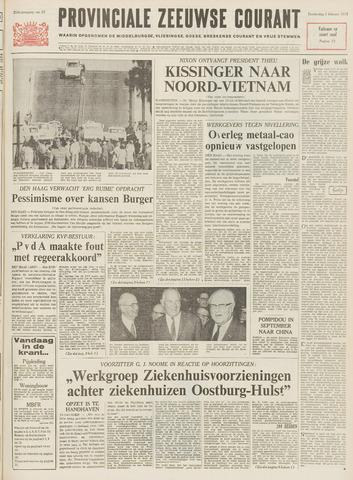 Provinciale Zeeuwse Courant 1973-02-01