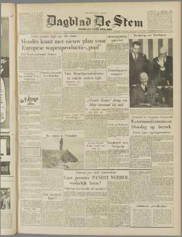 de Stem 1955-01-08