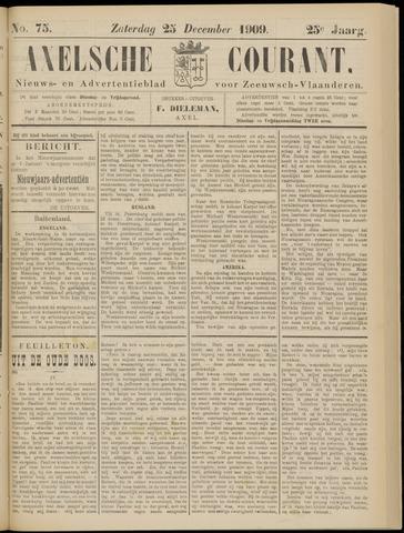 Axelsche Courant 1909-12-25