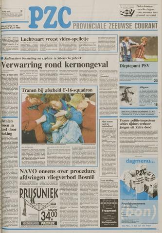 Provinciale Zeeuwse Courant 1993-04-08