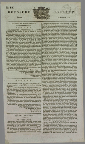 Goessche Courant 1833-10-18