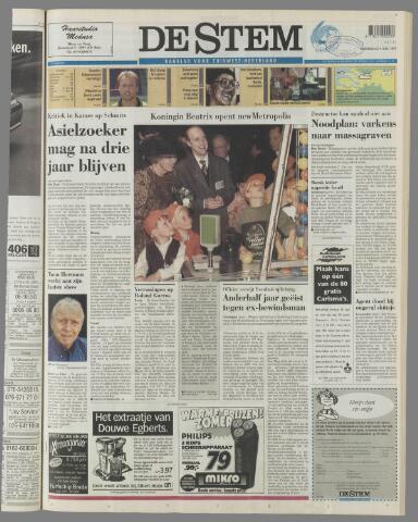 de Stem 1997-06-04
