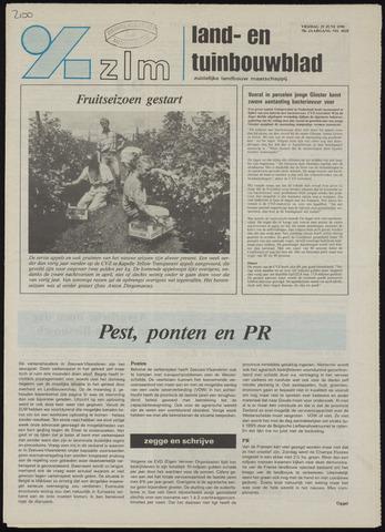 Zeeuwsch landbouwblad ... ZLM land- en tuinbouwblad 1990-06-29