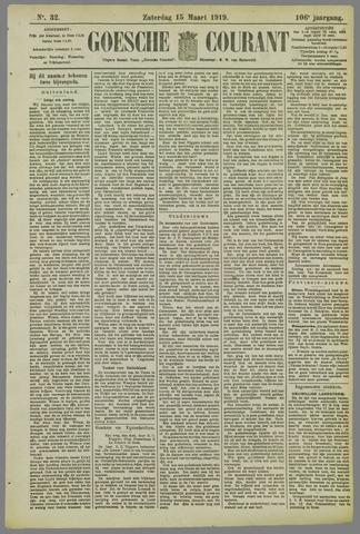 Goessche Courant 1919-03-15