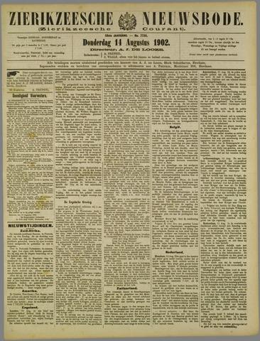 Zierikzeesche Nieuwsbode 1902-08-14