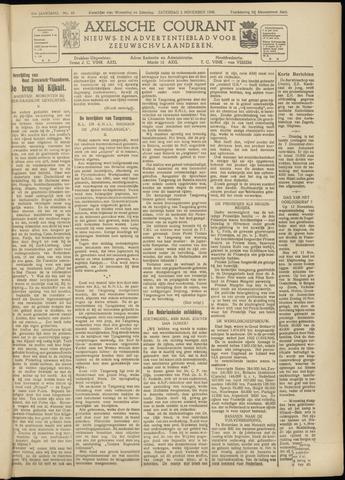 Axelsche Courant 1946-11-02