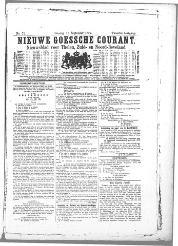 Nieuwe Goessche Courant 1877-09-18