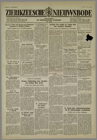 Zierikzeesche Nieuwsbode 1955-11-01