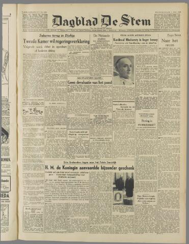 de Stem 1949-07-07