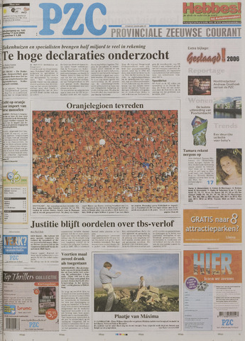 Provinciale Zeeuwse Courant 2006-06-17