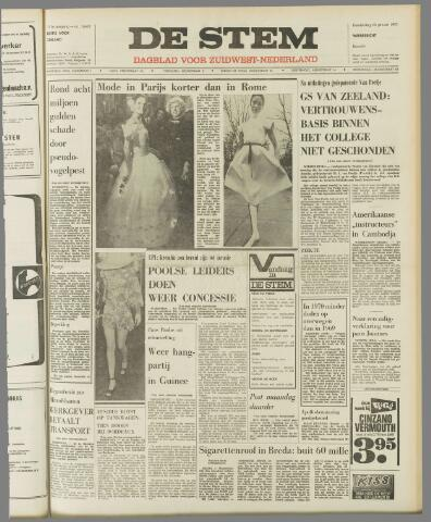 de Stem 1971-01-28