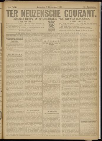 Ter Neuzensche Courant. Algemeen Nieuws- en Advertentieblad voor Zeeuwsch-Vlaanderen / Neuzensche Courant ... (idem) / (Algemeen) nieuws en advertentieblad voor Zeeuwsch-Vlaanderen 1916-12-09