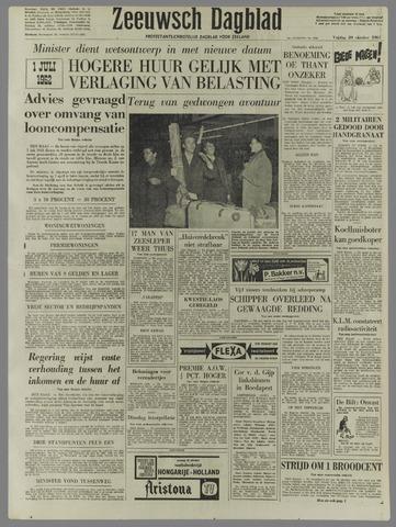 Zeeuwsch Dagblad 1961-10-20