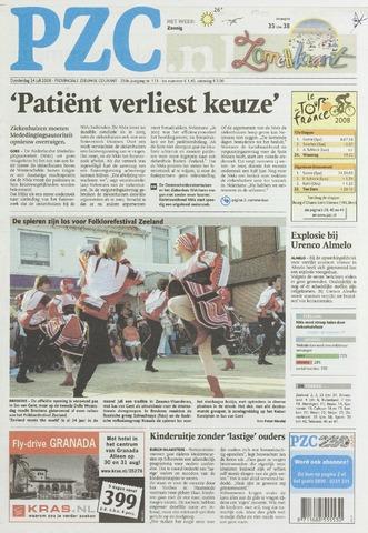 Provinciale Zeeuwse Courant 2008-07-24