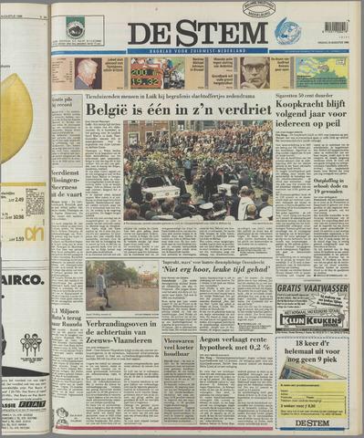 de Stem 1996-08-23