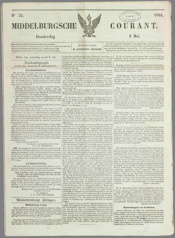 Middelburgsche Courant 1861-05-02