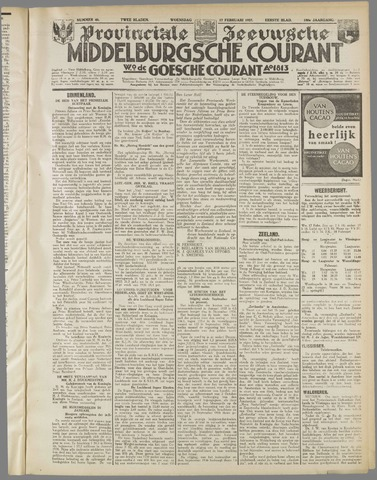 Middelburgsche Courant 1937-02-17