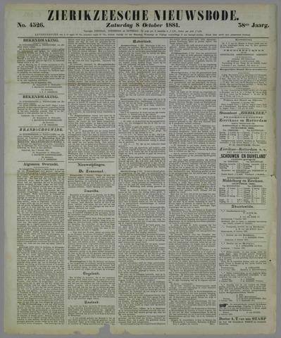 Zierikzeesche Nieuwsbode 1881-10-08