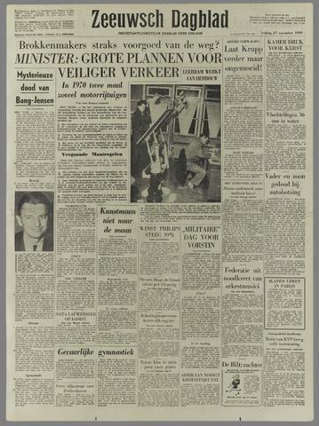 Zeeuwsch Dagblad 1959-11-27