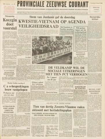Provinciale Zeeuwse Courant 1966-02-03