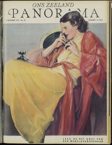 Ons Zeeland / Zeeuwsche editie 1935-12-05