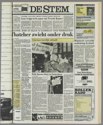 de Stem 1990-11-23