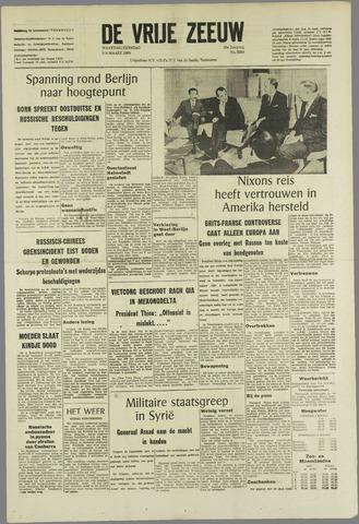 de Vrije Zeeuw 1969-03-03