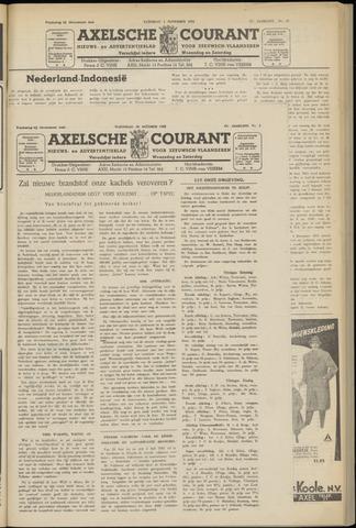 Axelsche Courant 1952-10-29