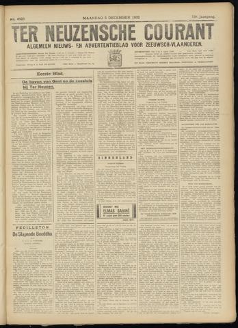 Ter Neuzensche Courant. Algemeen Nieuws- en Advertentieblad voor Zeeuwsch-Vlaanderen / Neuzensche Courant ... (idem) / (Algemeen) nieuws en advertentieblad voor Zeeuwsch-Vlaanderen 1932-12-05