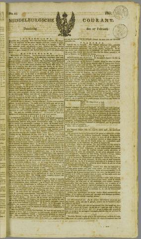 Middelburgsche Courant 1817-02-27