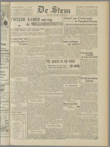 de Stem 1946-09-18