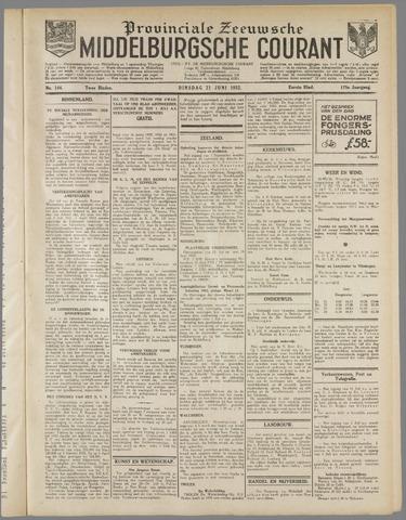 Middelburgsche Courant 1932-06-21