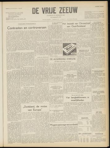 de Vrije Zeeuw 1957-08-10