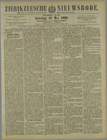 Zierikzeesche Nieuwsbode 1906-05-19