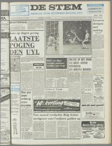 de Stem 1977-08-25