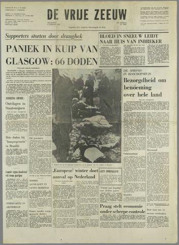 de Vrije Zeeuw 1971-01-04