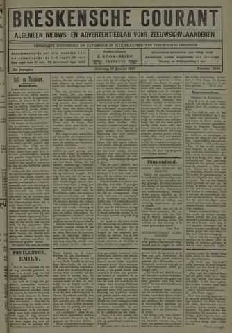 Breskensche Courant 1920-01-10