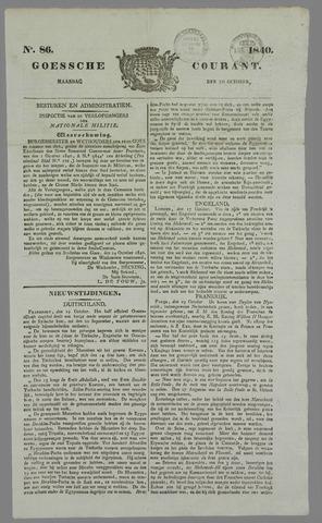 Goessche Courant 1840-10-26